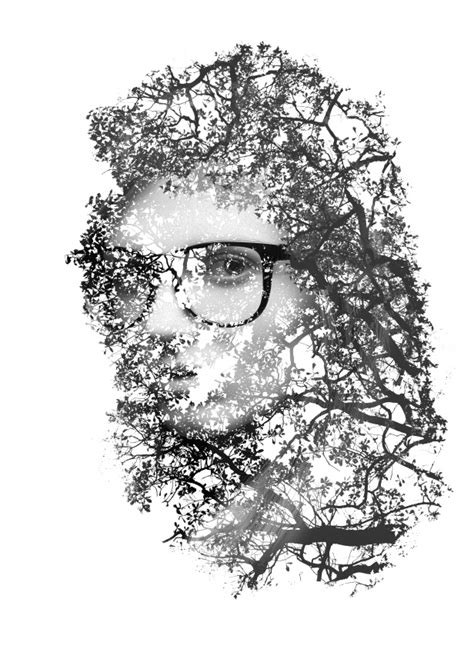 tutorial double exposure di photoshop double exposure style in photoshop