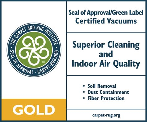 carpet and rug institute seal of approval sirena obtains new certifications sirena system review