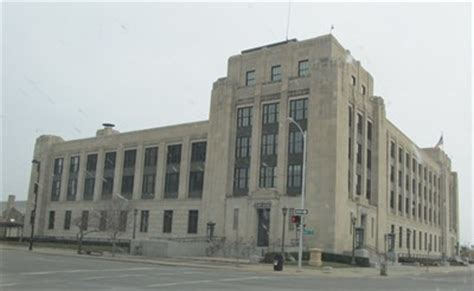 Us Post Office Wichita Ks by U S Courthouse Wichita Ks Courthouses On Waymarking