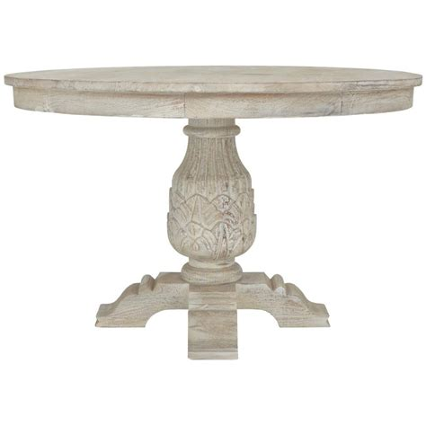 Home Depot Kitchen Table by Home Decorators Collection Kingsley Sandblasted White