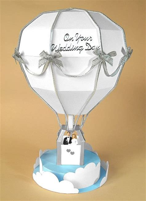 air balloon card template 1000 images about craft ideas silhouette cameo on