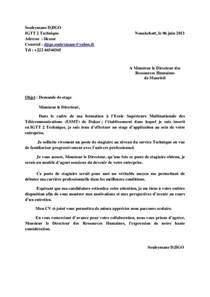 Stage De Recherche Lettre De Motivation Plus De 25 Id 233 Es Uniques Dans La Cat 233 Gorie Modele Lettre