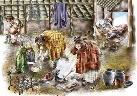 How Did Age Find Food Image Gallery Iron Age