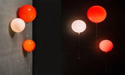 leuchten design verspieltes leuchten design in ballon form f 252 r stimmung im