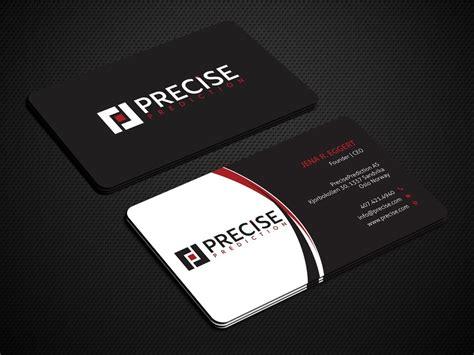 design logo name card entry 3 by amamun4567 for name card design plus logo