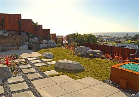 Dãģ Coration Autour D Une Piscine Contemporary Landscape