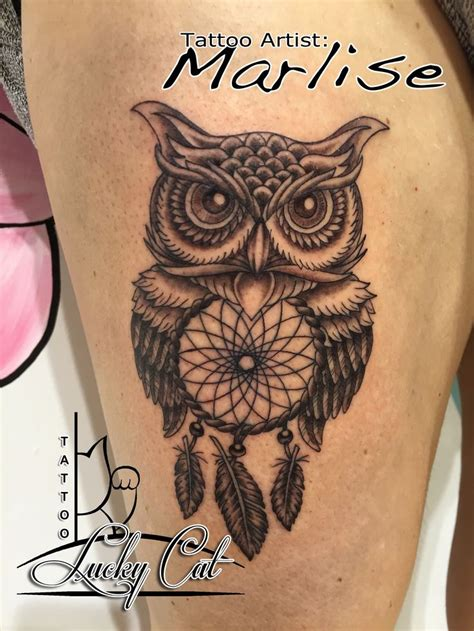 dreamcatcher tattoo voet 47 best images about been voet on pinterest lucky cat