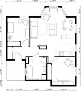 Floor Plan Of 2 Bedroom Flat 2 bedroom floor plans roomsketcher