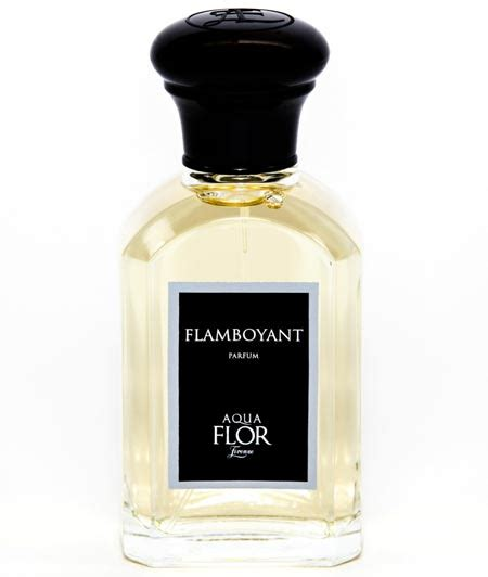 Parfum Flamboyant flamboyant aquaflor firenze perfume a fragrance for and