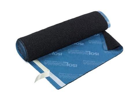 isolanti acustici per pavimenti isolante acustico in gomma sbr in rotoli per pavimenti