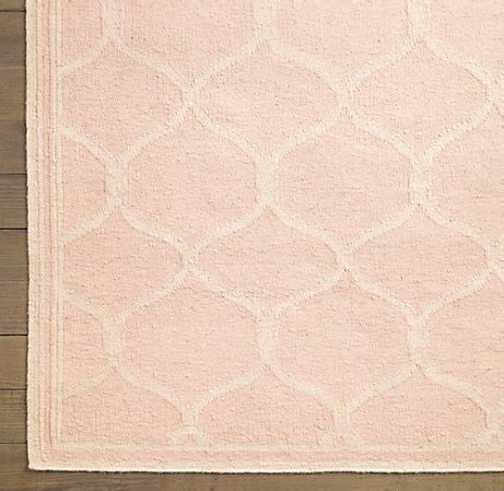 restoration hardware baby rugs blush trellis dhurrie rug spaces for my girlies restoration hardware baby