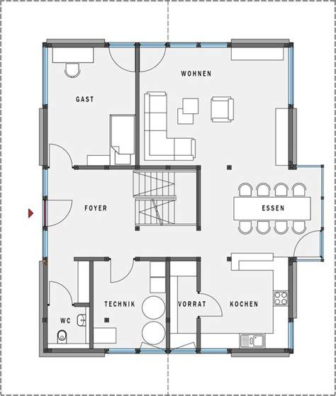 huff homes floor plans grundriss erdgeschoss huf haus modum 8 10 fachwerk von
