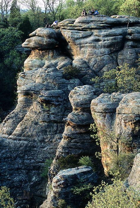 Garden Of The Gods Shawnee by Sphinx Rock In Garden Of The Gods Shawnee National Forest The Photography Of