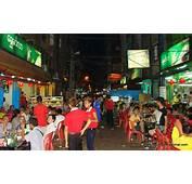 19th Street Yangon Shwedagon And Free Walking Tours