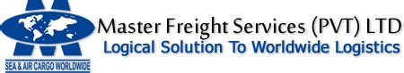 master freight services pvt
