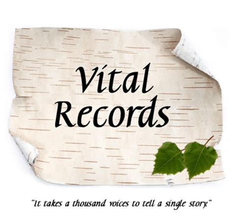 Birth And Deaths Records Vital Records Birth Marriage Menominee County Wi