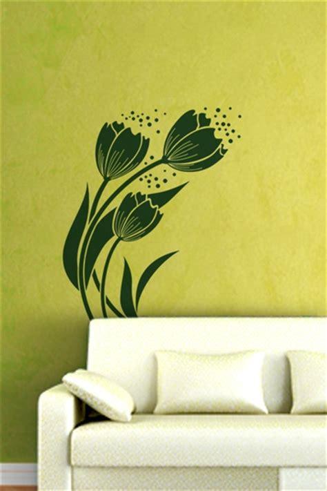 wall tat wall decals lovely flowers 3 walltat com art without