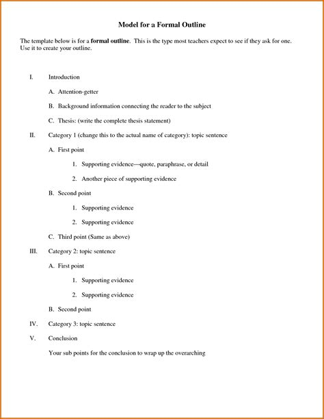 story outline sample 9 documents in pdf word