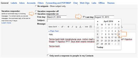 Responder Sudut Kanan cara membuat autoresponder di layanan gmail kumpulan