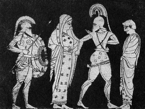 Ancient Hora Vases by Vase Achilles