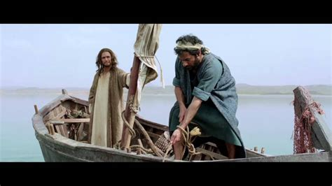 biography of jesus ks2 jesus and peter from the epic motion picture son of god