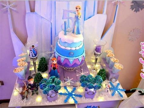 frozen themed party kelso 14 best images about decoracion de fiestas por personajes
