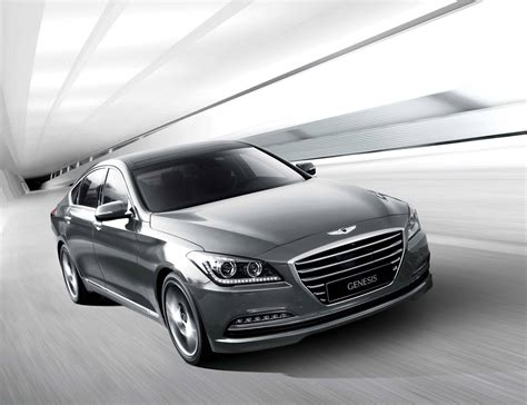2014 Genesis Sedan by 2014 Hyundai Genesis Sedan Front Forcegt