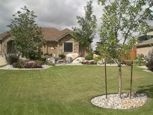 ideas front:  ideas front yard ranch house front yard landscaping ideas