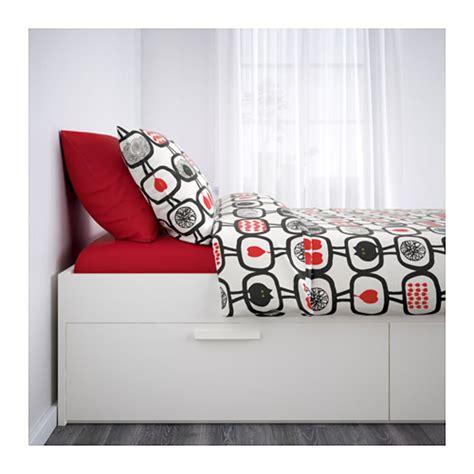letto brimnes brimnes cadre lit avec rangement 140x200 cm ikea