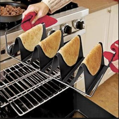 Baked Taco Shell Rack   New Easy