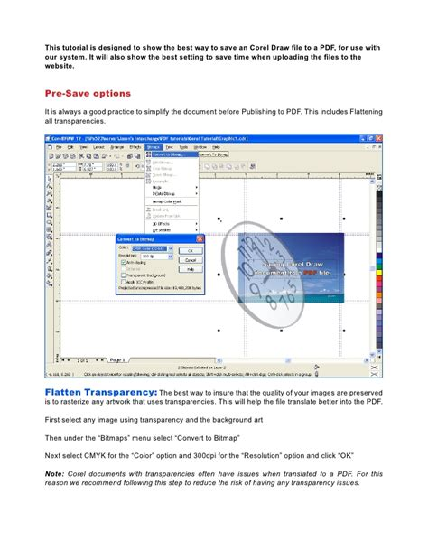 coreldraw tutorial pdf kickass corel pdftutorial