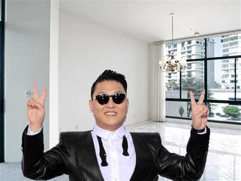psy house psy buys los angeles condo photos business insider