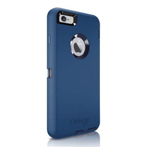 Otterbox Defender Iphone 6 Plus Casing original blue black otterbox defender cover for iphone 6 plus 6s plus 5 5 quot ebay