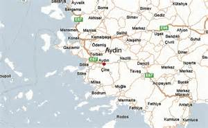aydin location guide