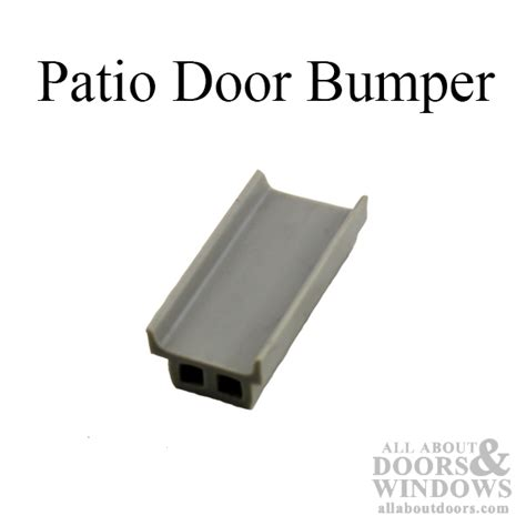 Patio Door Bumper Patio Door Bumper Patio Door 2 5 8 Quot Bumper Sliding Glass Patio Door Redroofinnmelvindale