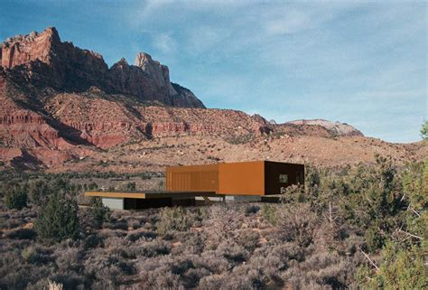 A Frame House Pictures category desert retreat