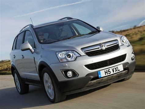 vauxhall to launch premium suv business car manager