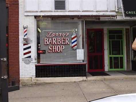downtown barber lawrence coupon larry s barber shop lawrence ks 66044 785 842 2634