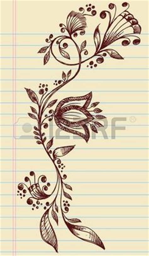 Vorlagen Rankenmuster 220 Ber 1 000 Ideen Zu Henna Blumen Auf Henna Mehndi Und Henna Designs