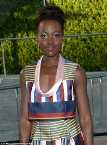 Shiny Fashion Tv Episode One The Style Council by Lupita Nyong O At Cfda Awards As Wars Episode Vii