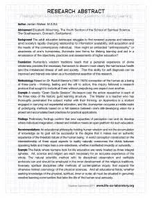 An Abstract For A Research Paper - sle abstract research pictures to pin on