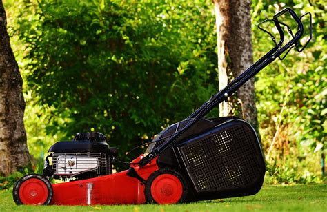 gambar teknologi halaman rumput padang rumput alat