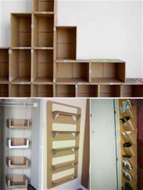 cara membuat rak hiasan dinding dari kardus cara membuat hiasan dinding kamar kost buatan sendiri dari