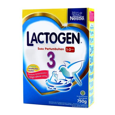 Lactogen 3 Di Hypermart jual nestle lactogen 3 activgro yonesmart