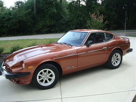 Nissan Datsun 280z by 1978 Datsun 280z Nissan Copper For Sale Photos Technical