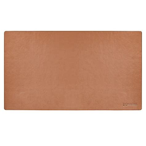 Office Desk Mat Leather Top Modeska 24 Quot X14 Quot Leather Desk Pad Executive Blotter And Protective Mat Mouse Pad