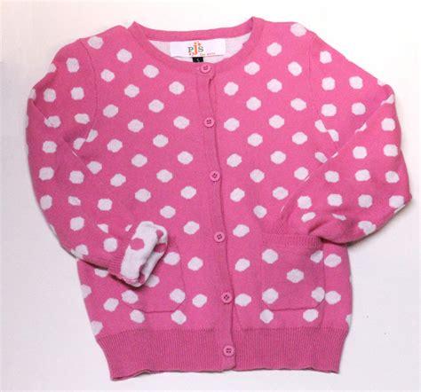 Sweater Malilkids Grey Dot Pink puddle jumper shoes