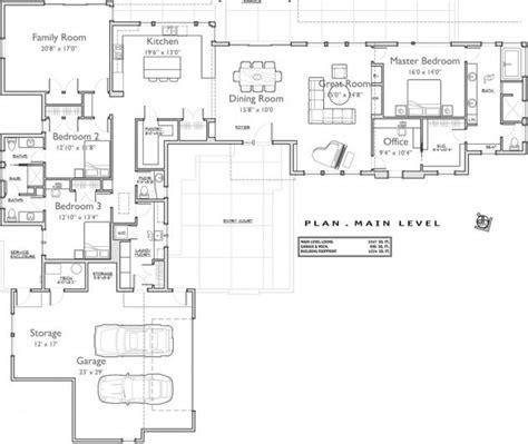 dise o de planos casas sencillas de un piso dos aguas