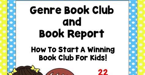 7 Tips To Start A Book Club by Growing Grade By Grade The After School Book Club That