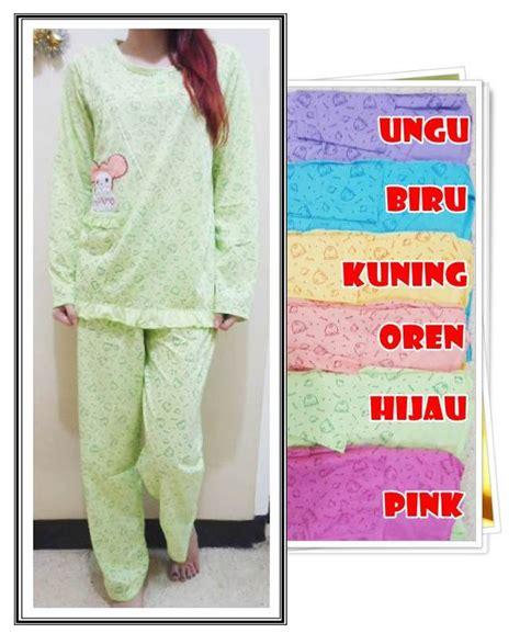Grosir Paket Murah Baju Tidur baju tidur katun pp pusat grosir baju pakaian murah